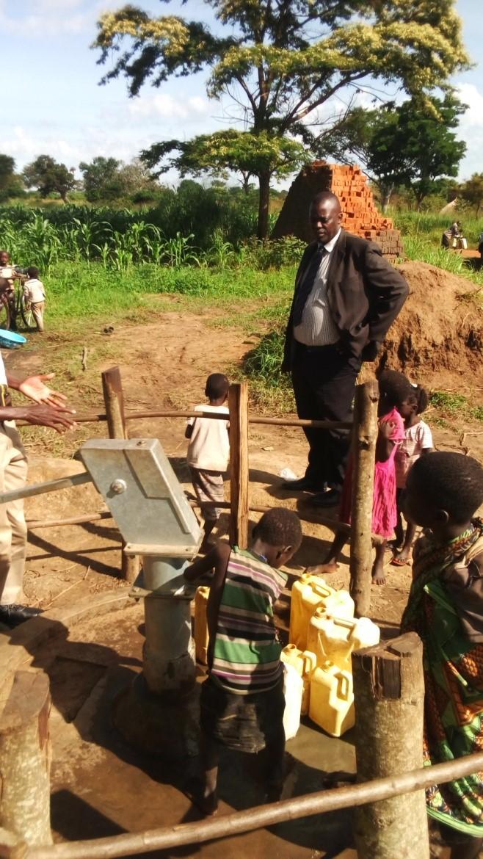 Nyakagweng Borehole