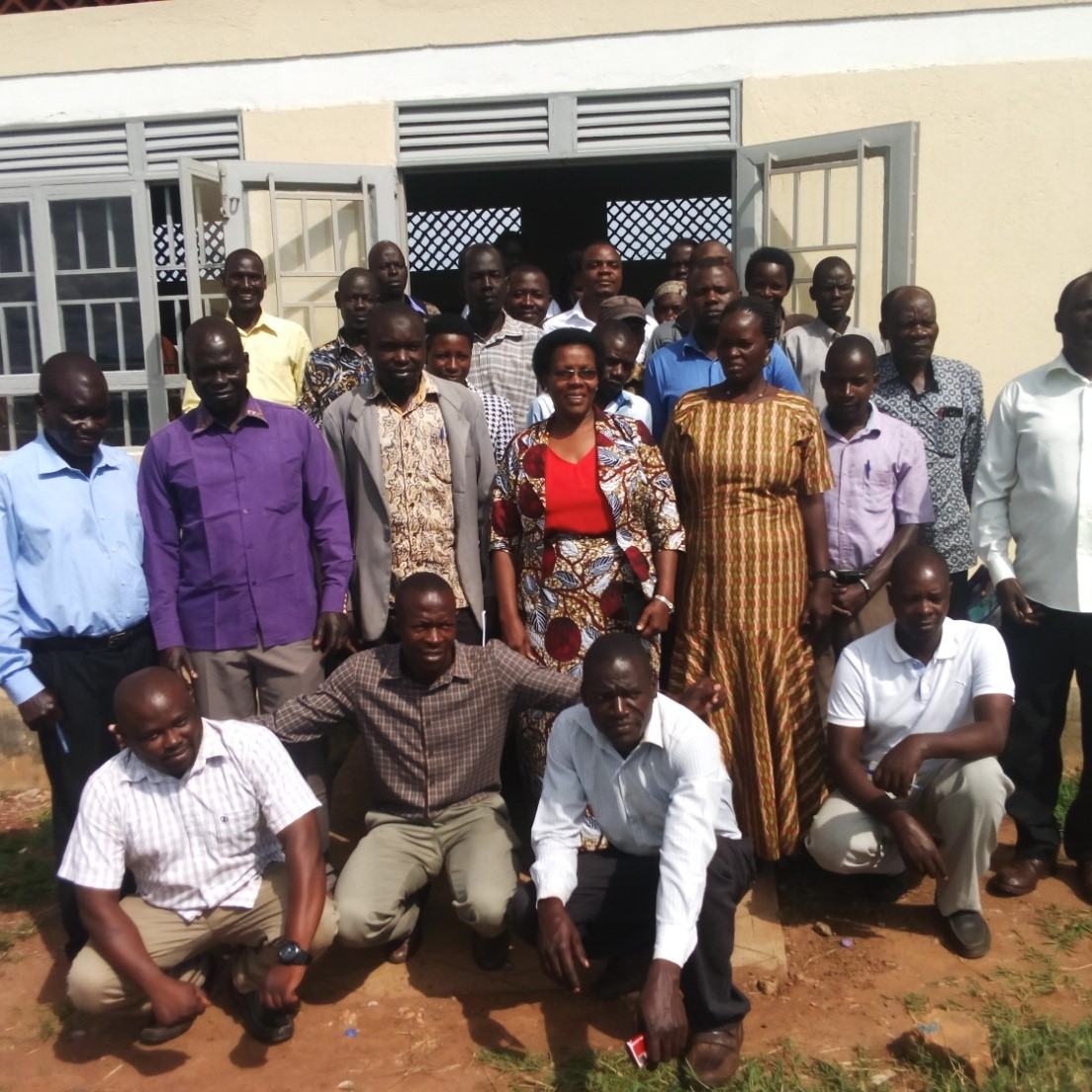 Participants and members of the Cassava platform